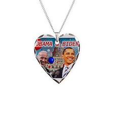 Obama White House Necklace