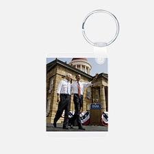 Obama & Biden Keychains