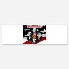 Presidents Day Bumper Bumper Sticker