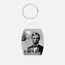 Lincoln's Birthday Keychains
