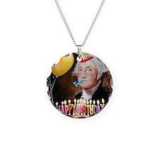 George Washington Necklace