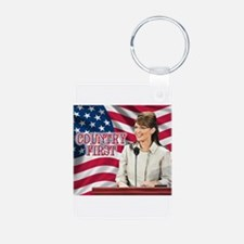 Country First Keychains