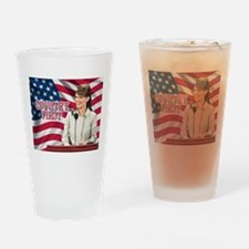Country First Drinking Glass