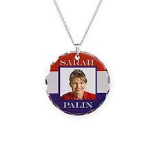 Sarah Palin Necklace