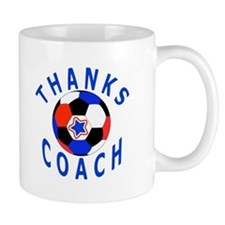 Soccer Coach Thank You Mug