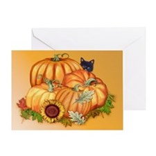 Autumn Bounty Greeting Card