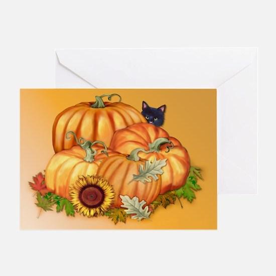 Autumn Bounty Greeting Card