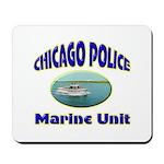 Chicago PD Marine Unit Mousepad