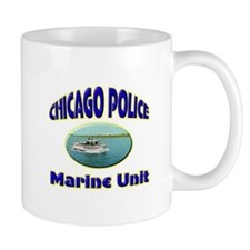 Chicago PD Marine Unit Mug