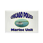 Chicago PD Marine Unit Rectangle Magnet (10 pack)