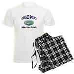 Chicago PD Marine Unit Men's Light Pajamas