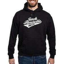 Jack Russells Rule Hoodie