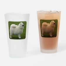 Samoyed 8T91D-02 Drinking Glass