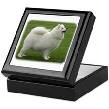 Samoyed 8T91D-02 Keepsake Box