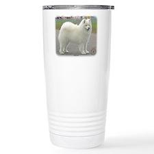 Samoyed 8w19d-18 Travel Mug