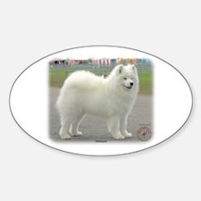 Samoyed 8w19d-18 Decal