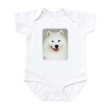Samoyed 9Y566D-019 Infant Bodysuit