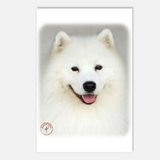 Samoyed 9Y566D-019 Postcards (Package of 8)