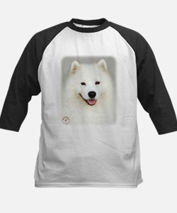 Samoyed 9Y566D-019 Kids Baseball Jersey
