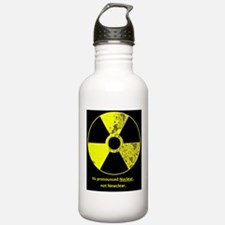 Nuclear correction Water Bottle