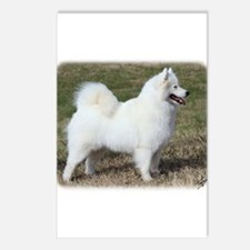 Samoyed 9Y602D-004 Postcards (Package of 8)