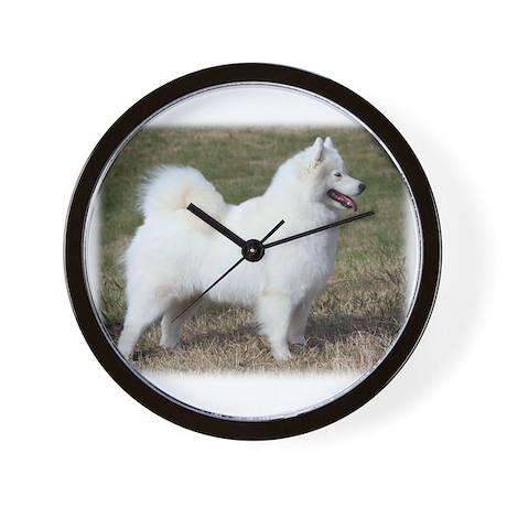 Samoyed 9Y602D-004 Wall Clock