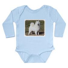 Samoyed 9Y602D-014 Long Sleeve Infant Bodysuit