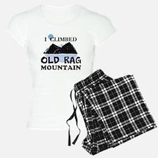 I Climbed Old Rag Mountain Pajamas