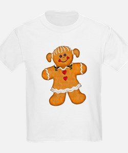 Gingerbread Woman T-Shirt