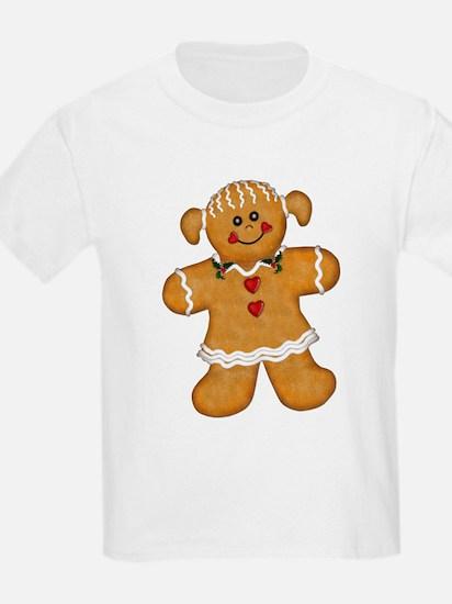 Gingerbread Woman T-Shirt