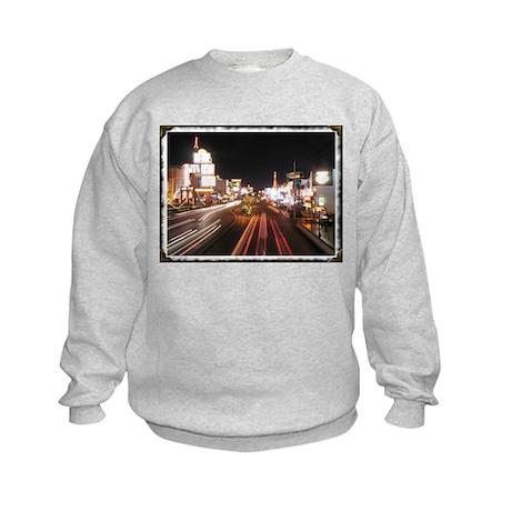 Las Vegas Kids Sweatshirt