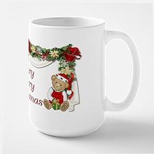 Berry Merry Christmas Large Mug