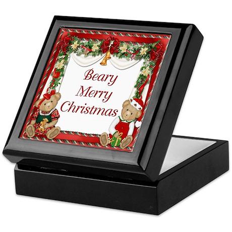 Berry Merry Christmas Keepsake Box