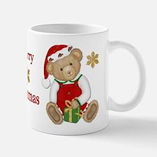 Christmas Teddy Bear - Boy Mug