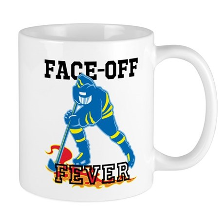 Face-Off Fever Mug