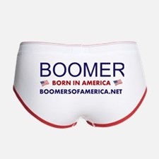 BABY BOOMERS Women's Boy Brief