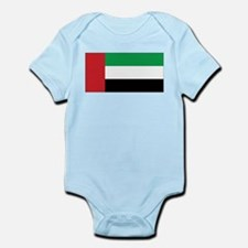 United Arab Emirates Flag Infant Creeper