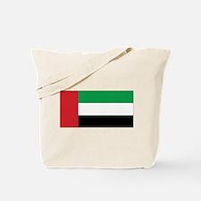 United Arab Emirates Flag Tote Bag