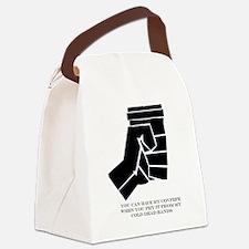 Cool Tweet Canvas Lunch Bag