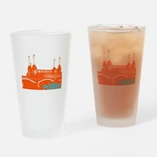 power h-brand Drinking Glass
