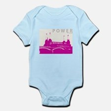 power h-brand Infant Bodysuit