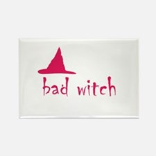 Bad Witch Rectangle Magnet