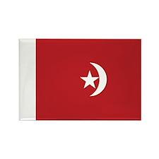 Umm al-Qaiwain Flag Rectangle Magnet