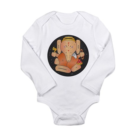 Standard Section Long Sleeve Infant Bodysuit