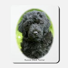 Russian Black Terrier 9T091D-030 Mousepad