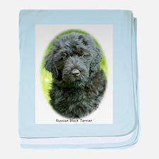 Russian Black Terrier 9T091D-030 baby blanket