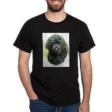Russian Black Terrier 9T091D-030 T-Shirt