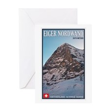 The Eiger Greeting Card
