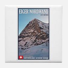 The Eiger Tile Coaster