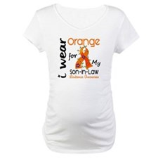 I Wear Orange 43 Leukemia Shirt